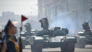 9 мая День Победы в Чите 2018. Фото Евгения ЕПАНЧИНЦЕВА.